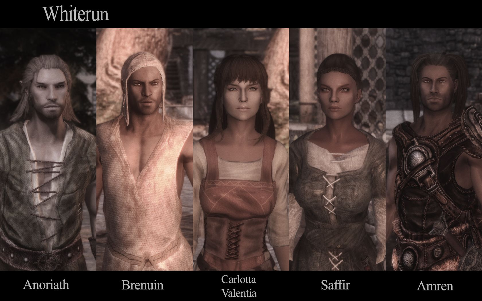 how to change npc appearance in skyrim