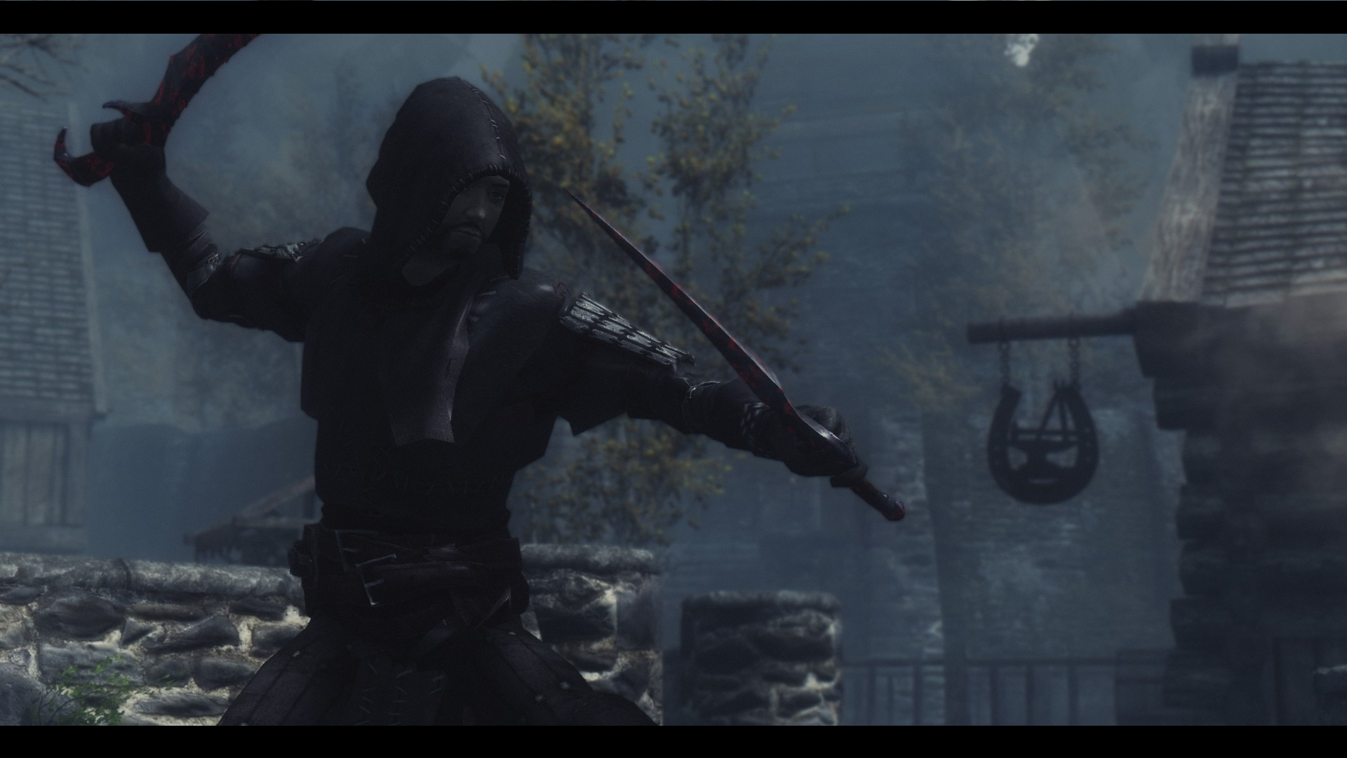 how to make a mage assassin in skyrim