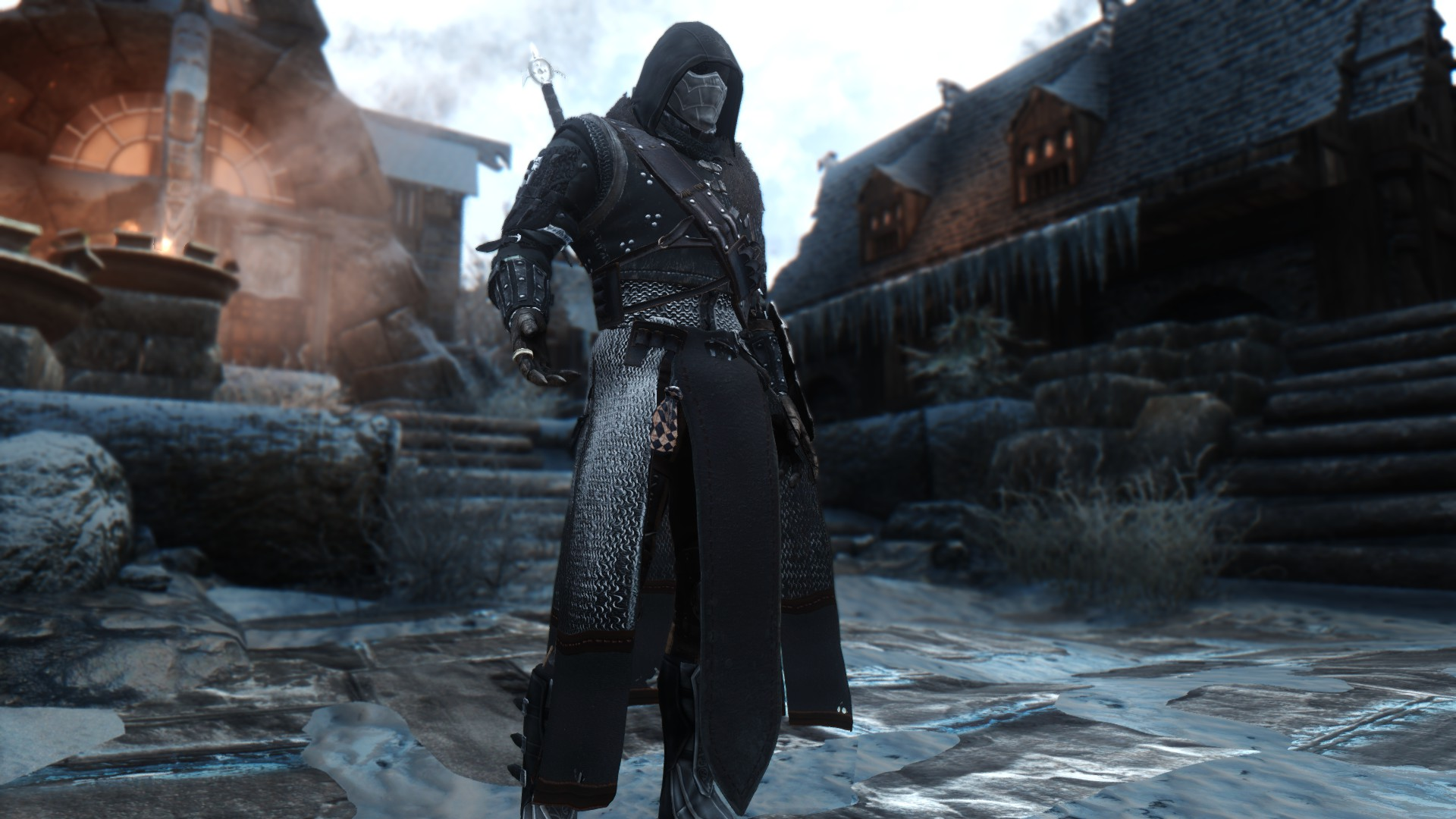 Les Villes De The Witcher