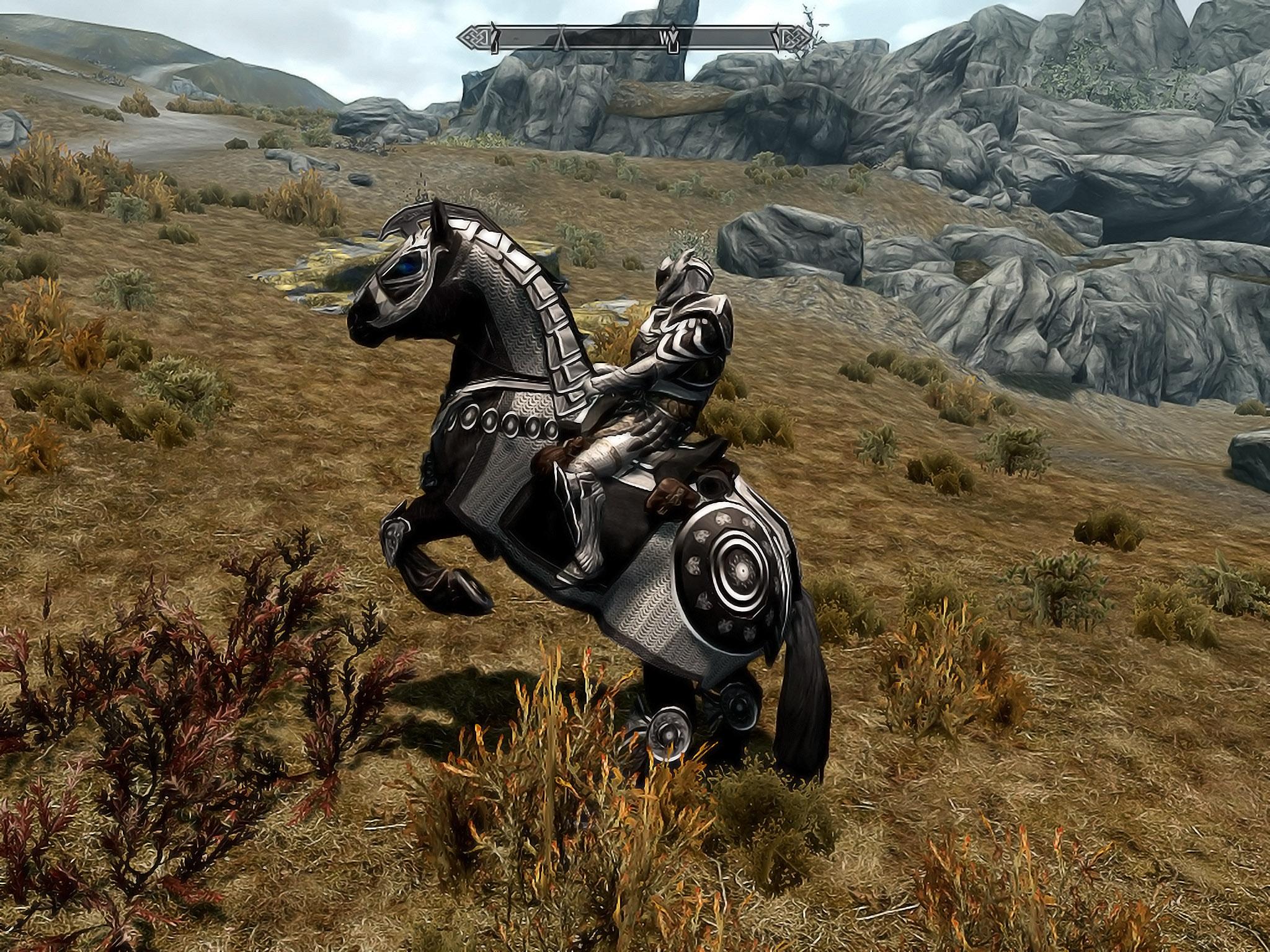 Comparaison : Oblivion VS Skyrim - PLAYBLOG
