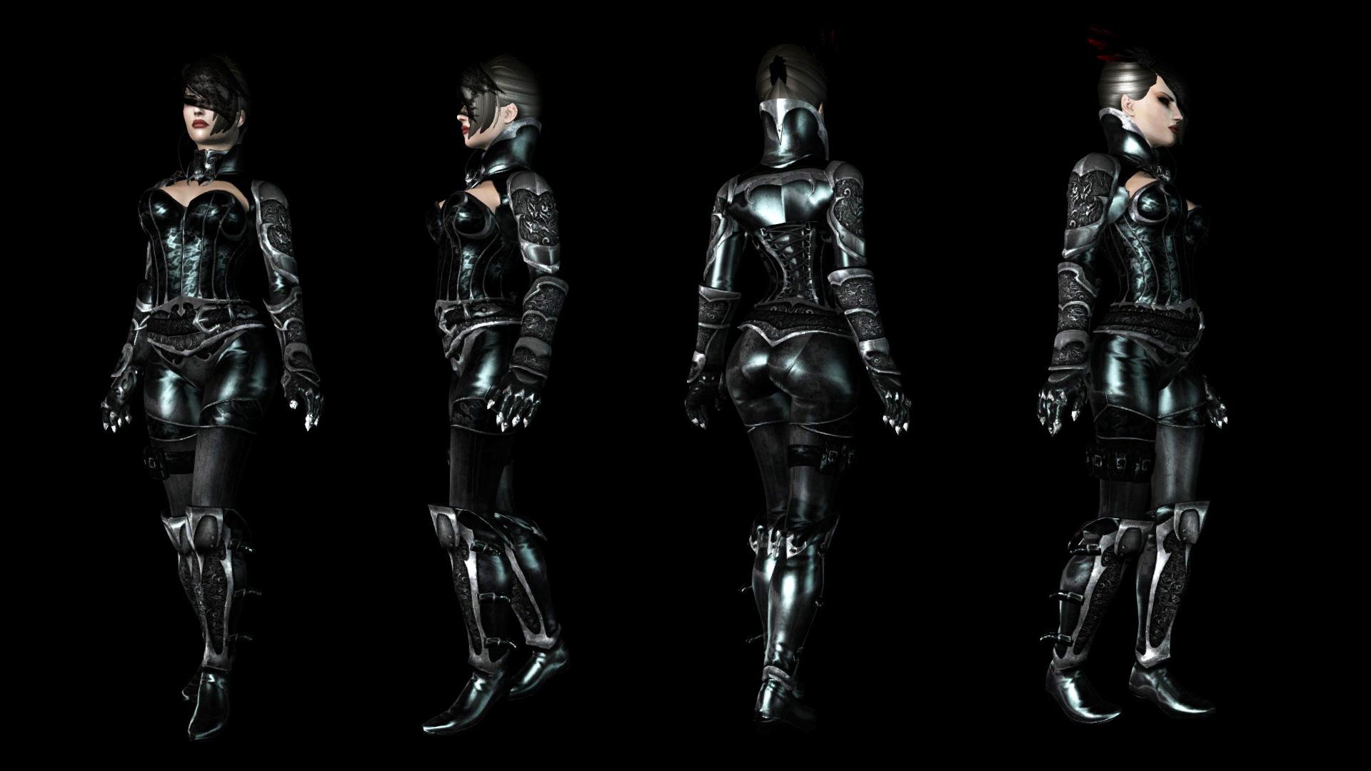 Skyrim Dracula Armor – HD Wallpapers