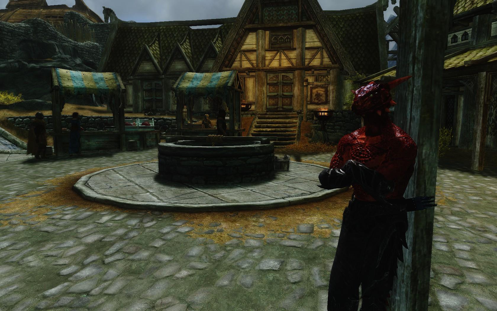 Daedric Armor Displaying 18> Imag...